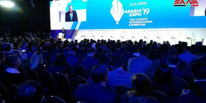 بمشاركة سورية.. انطلاق فعاليات معرض الأعمال الروسي العربي