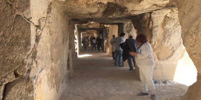 مصر تعلن اكتشاف أكبر مقبرة صف بالأقصر