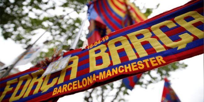 برشلونة سيواجه تشيلسي وإنيستا