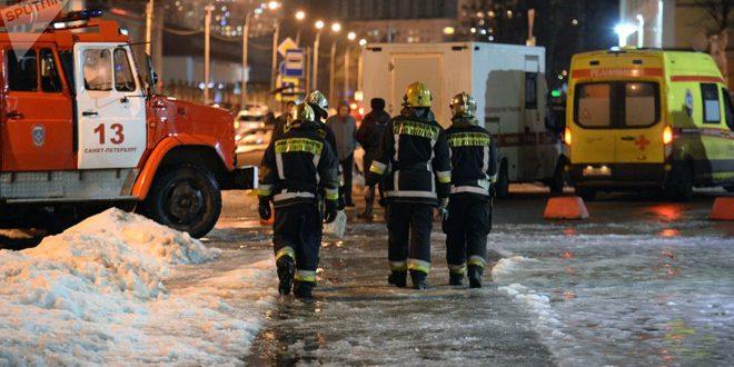 إحباط عمل إرهابي في مدينة فلاديمير الروسية