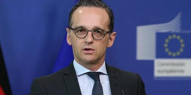 وزير الخارجية الألماني يحذر من انهيار الاتفاق النووي مع إيران