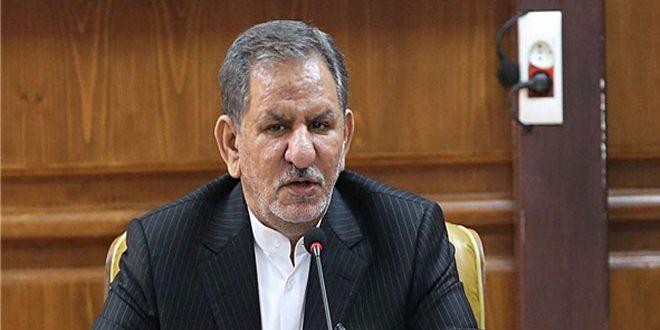 جهانغيري: ليس من مصلحة أميركا التورط في حرب مع إيران