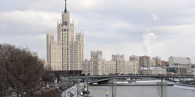 بوغدانوف وحداد يبحثان تعزيز العلاقات الاقتصادية الروسية السورية