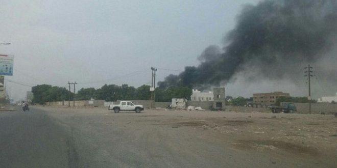 اليمن.. العدوان يصعد خروقاته لوقف إطلاق النار في الحديدة
