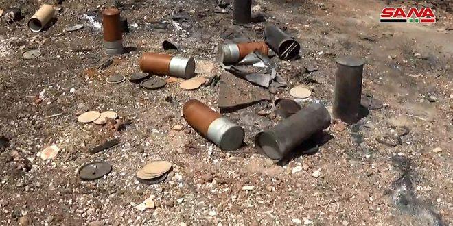 الجيش يحبط هجوماً على محور الحماميات-الجبين بريف حماة