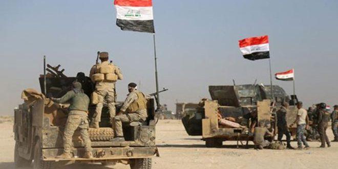 اعتقال متزعم إرهابي في محافظة ديالى العراقية