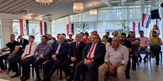 طلبة سورية في بيلاروس يطالبون بتسهيل إجراءات تعديل الشهادات