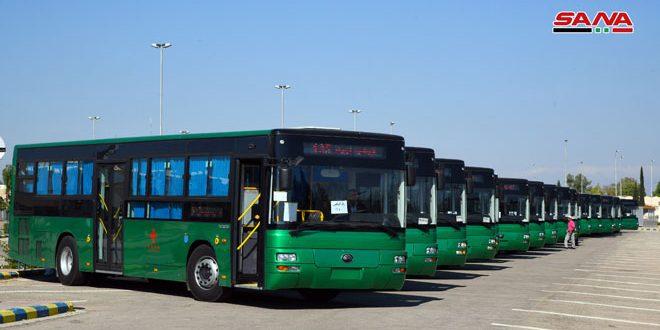 خط جديد لنقل الركاب من الزاهرة الجديدة إلى عش الورور
