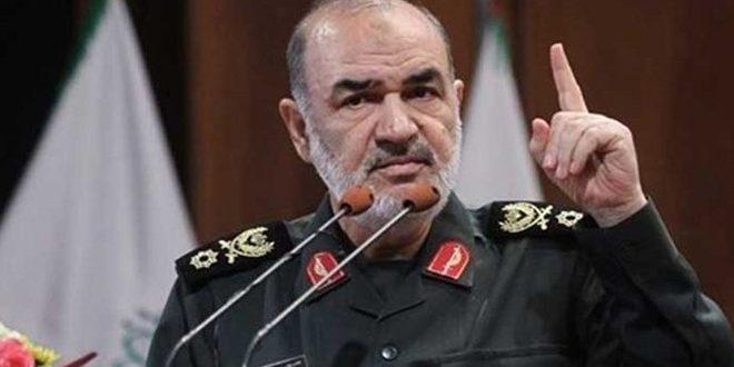 الحرس الثوري الإيراني: سورية بقيت صامدة رغم كل المؤامرات ضدها