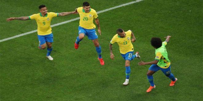 البرازيل تفوز على البيرو بخمسة أهداف في بطولة كوبا أمريكا