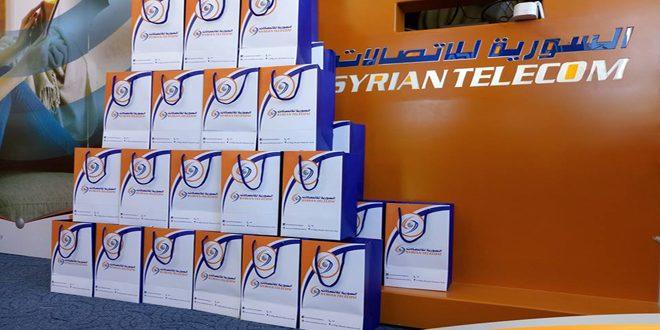 تحضيرات البريد والاتصالات لمعرض دمشق الدولي.. تعريف بالخدمات وعروض خاصة