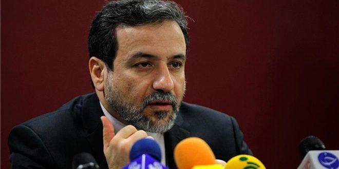 عراقجي: الحرب الأمريكية الاقتصادية على إيران تستهدف أمن المنطقة