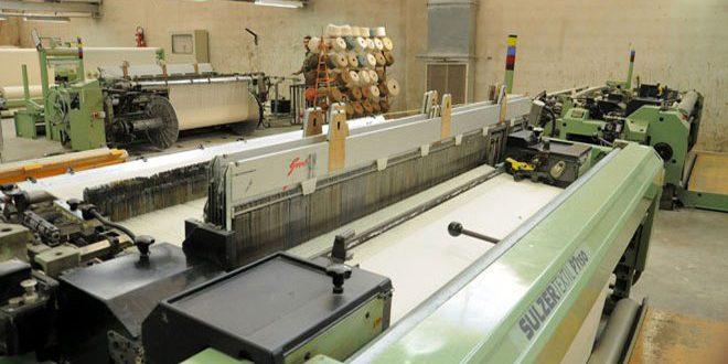 22 شركة نسيج تحجز 600 متر مربع في معرض دمشق الدولي