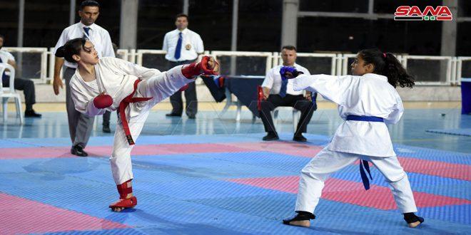 الجيش والعربي يحصدان لقب بطولة الجمهورية للأندية والبيوتات الرياضية المفتوحة للكاراتيه