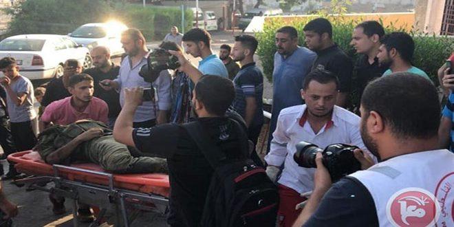 استشهاد ثلاثة فلسطينيين وإصابة آخر جراء عدوان للاحتلال الإسرائيلي على بيت لاهيا