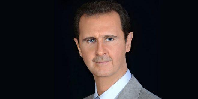 الرئيس الأسد في كلمة إلى القوات المسلحة بمناسبة عيد الجيش: لم تدخروا الغالي والنفيس في سبيل الدفاع عن الوطن وأبنائه وسطرتم أروع صور البطولة والفداء