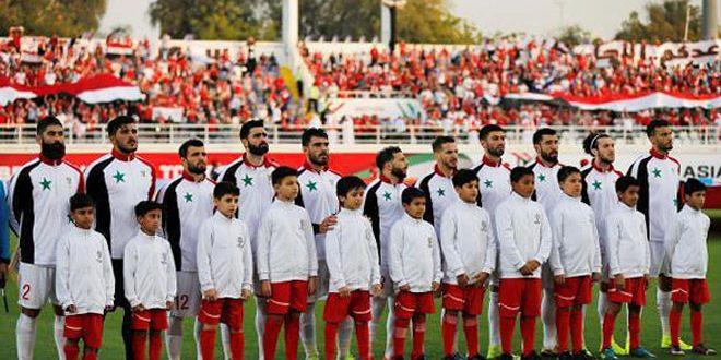 فجر ابراهيم يعلن القائمة الأولية لمنتخب سورية الأول بكرة القدم للمشاركة في تصفيات كأس العالم وآسيا