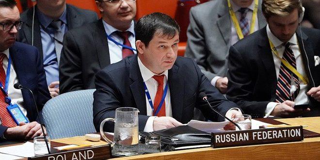 مجلس الأمن يعقد جلسة لبحث تطوير واشنطن صواريخ جديدة