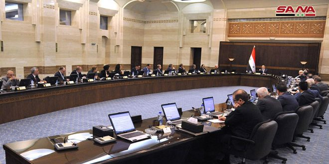مجلس الوزراء يستعرض التحضيرات النهائية لإطلاق الدورة الـ 61 لمعرض دمشق الدولي… ويخصص مليار ليرة للبنى التحتية للمناطق التي تم إحداثهافي القنيطرة