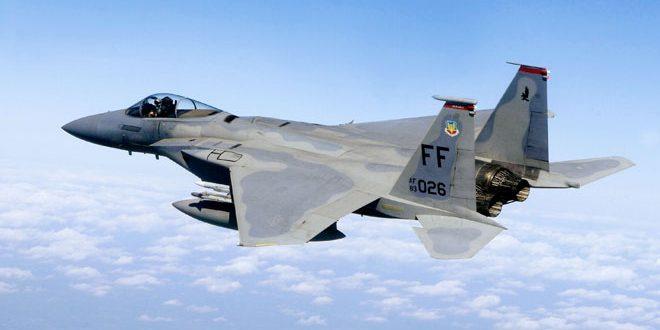 نقاط ضعف خطيرة في نظام مقاتلة أف 15 الأمريكية