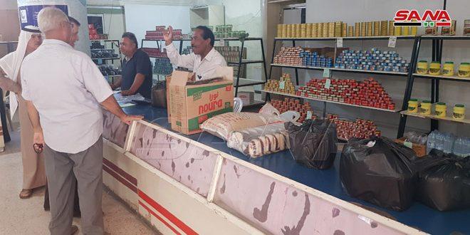 السورية للتجارة بالحسكة… ركنٌ رئيسي في الحفاظ على توازن الأسعار وتوفير السلع