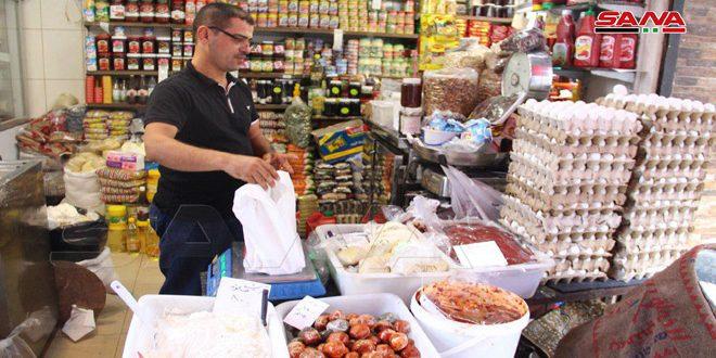 شكاوى المواطنين تسهم بتعزيز دور التجارة الداخلية وحماية المستهلك في ضبط الأسواق بحلب