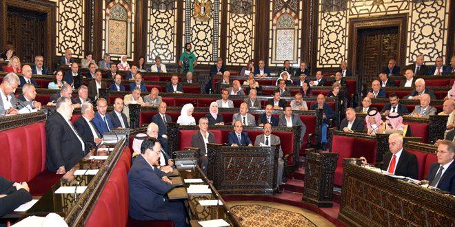 مجلس الشعب يتابع مناقشة مواد مشروع القانون الخاص بمجلس الدولة ويوافق على عدد منها