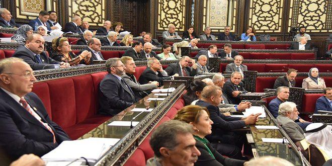 مجلس الشعب يواصل مناقشة مواد مشروع القانون الخاص بمجلس الدولة