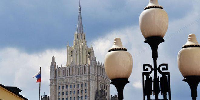 روسيا وايران تجددان الدعوة لاحترام سيادة ووحدة الاراضي السورية