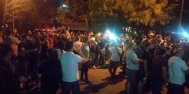 مظاهرات في لبنان احتجاجاً على الأوضاع المعيشية المتردية- فيديو