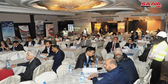 ملتقى الأعمال الخاص بقطاع الإسمنت يوصي بنقل التكنولوجيا الحديثة إلى السوق السورية