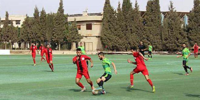 تعادل تلقطا مع النصر في ثاني مباريات أندية الدرجة الثانية لكرة القدم