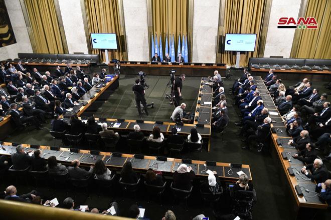ジュネーブで制憲委員会(憲法委員会)開幕:ペデルセン・シリア問題 ...