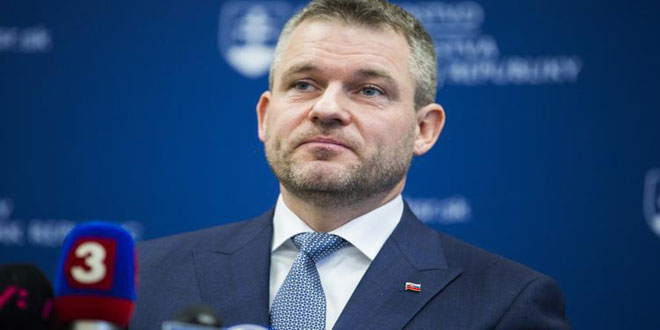 بيللغريني: سلوفاكيا تعتزم إيقاف تصدير السلاح إلى النظام التركي