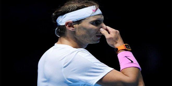 فيدرر يفوز على بريتيني في البطولة الختامية لموسم تنس الرجال
