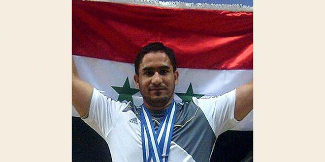 المحمد يحرز برونزية بطولة العالم لألعاب القوى للرياضات الخاصة برمي الرمح