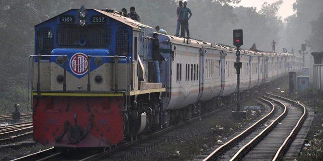 مصرع 14 شخصاً على الأقل وإصابة 40 آخرين جراء تصادم قطارين في بنغلادش