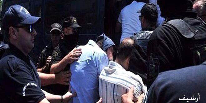 سلطات النظام التركي تعتقل 25 شخصا بحجة صلتهم بالداعية غولن