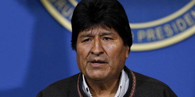 فنزويلا والمكسيك تدينان الانقلاب في بوليفيا