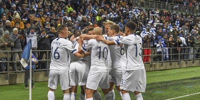 فنلندا تتأهل لنهائيات بطولة أوروبا 2020