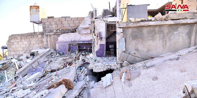 إدانات لبنانية للعدوان الإسرائيلي على سورية
