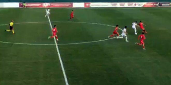 منتخب سورية الأولمبي لكرة القدم يختتم مشاركته في بطولة دبي الدولية بالفوز على نظيره البحريني