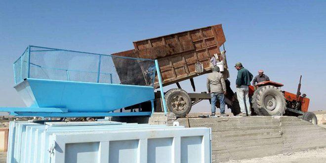 إيجاد بدائل عن سيارات نقل القمامة في محطات النفايات بحمص