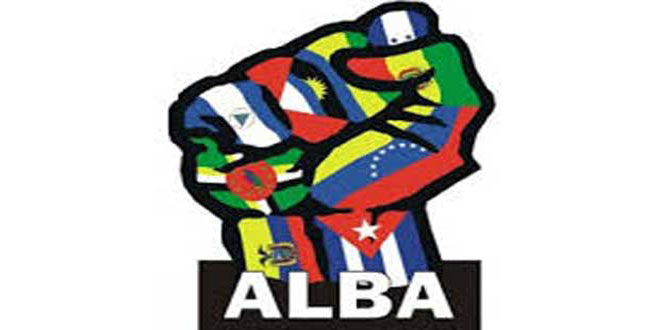 """دول """"ألبا"""" تدين السياسة العدوانية للولايات المتحدة الأمريكية"""
