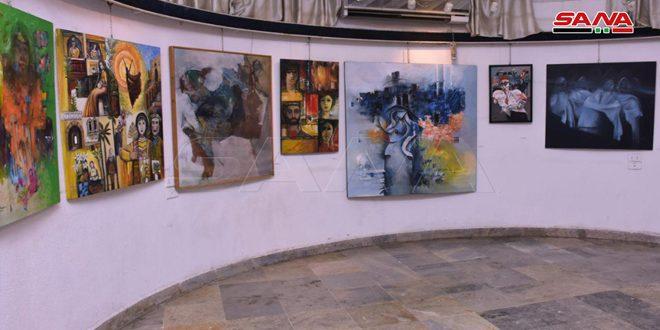 معرض تشكيلي تحية للفنان الراحل وحيد مغاربة