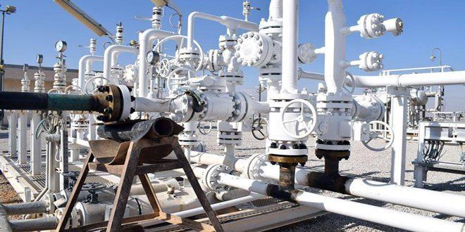 نحو مليون متر مكعب إضافية من الغاز يوميا بعد إدخال بئري شريفة 2 وشريفة 104 بالإنتاج