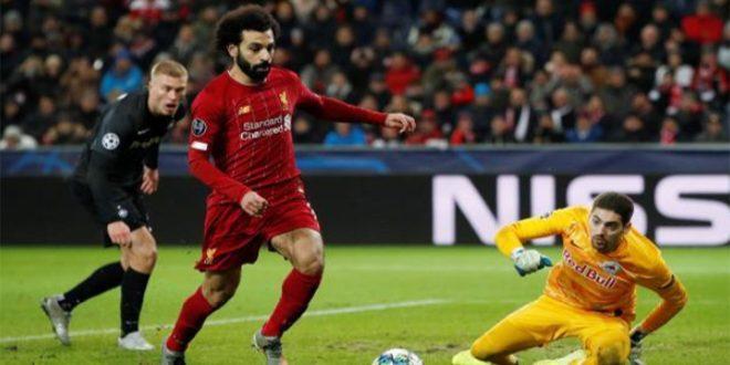 ليفربول ونابولي يتأهلان لدور الـ 16 في دوري أبطال أوروبا