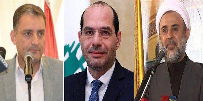 لبنانيون: زيادة التنسيق والتواصل مع سورية لما فيه مصلحة لبنان