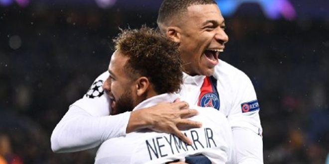 سان جيرمان يسحق غلطة سراي بخماسية في دوري أبطال أوروبا