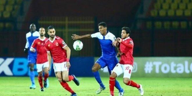 الأهلي المصري يتغلب على الهلال السوداني في دوري أبطال أفريقيا